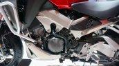 2015 Honda VFR800X Crossrunner engine at the INTERMOT 2014