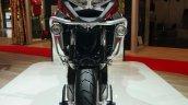 2015 Honda VFR800X Crossrunner front at the INTERMOT 2014