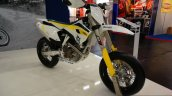 2015 Husqvarna FS 450 front three quarters at the INTERMOT 2014