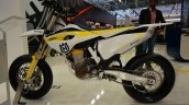 2015 Husqvarna FS 450 side profile at the INTERMOT 2014