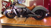 2015 Indian Scout in India left side
