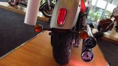 2015 Indian Scout in India taillight