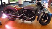 2015 Indian Scout in India