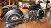 2015 Indian Scout rear three quarters 1:2 at INTERMOT 2014