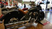 2015 Indian Scout rear three quarters 2:2 at INTERMOT 2014
