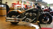 2015 Indian Scout side at INTERMOT 2014