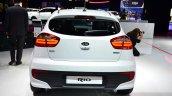 2015 Kia Rio rear at the 2014 Paris Motor Show