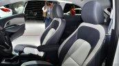 2015 Kia Rio seats at the 2014 Paris Motor Show