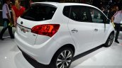 2015 Kia Venga at the 2014 Paris Motor Show