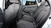 2015 Kia Venga rear seats at the 2014 Paris Motor Show