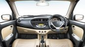 2015 Maruti Alto K10 interior press shot