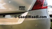 2015 Maruti Swift facelift ZDi reverse parking sensors