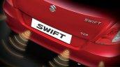 2015 Maruti Swift facelift parking sensors