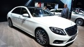 2015 Mercedes S500 Plug-in Hybrid at the 2014 Paris Motor Show