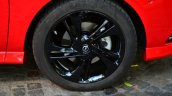 2015 Opel Corsa 3-door wheel at the 2014 Paris Motor Show