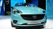 2015 Opel Corsa 5-door at the Paris Motor Show 2014