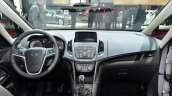 2015 Opel Zafira Tourer 2.0-litre CDTI interior at the 2014 Paris Motor Show
