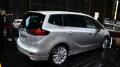 2015 Opel Zafira Tourer 2.0-litre CDTI rear three quarter at the 2014 Paris Motor Show