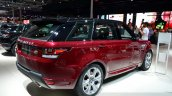 2015 Range Rover Sport at the 2014 Paris Motor Show