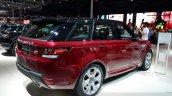 2015 Range Rover Sport at the 2014 Paris Motor Show