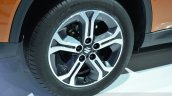 2015 Suzuki Vitara alloy wheel at the 2014 Paris Motor Show