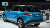 2015 Suzuki Vitara blue at the 2014 Paris Motor Show