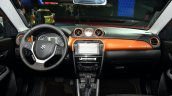 2015 Suzuki Vitara dashboard at the 2014 Paris Motor Show