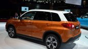 2015 Suzuki Vitara dual-tone orange white at the 2014 Paris Motor Show