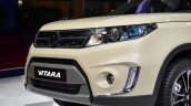 2015 Suzuki Vitara front fascia at the 2014 Paris Motor Show