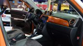 2015 Suzuki Vitara  front seats at the 2014 Paris Motor Show