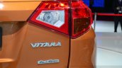 2015 Suzuki Vitara orange badge at the 2014 Paris Motor Show