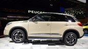2015 Suzuki Vitara profile at the 2014 Paris Motor Show
