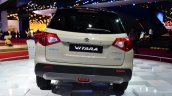 2015 Suzuki Vitara rear at the 2014 Paris Motor Show