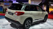 2015 Suzuki Vitara rear right three quarter at the 2014 Paris Motor Show