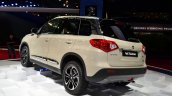 2015 Suzuki Vitara rear three quarter at the 2014 Paris Motor Show