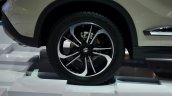 2015 Suzuki Vitara wheel at the 2014 Paris Motor Show