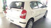 2015 Toyota Etios Liva facelift rear quarter