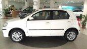 2015 Toyota Etios Liva facelift side