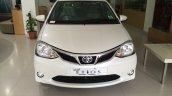 2015 Toyota Etios facelift front