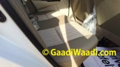 2015 Toyota Etios facelift spied rear seat
