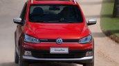 2015 VW CrossFox grille