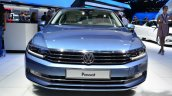 2015 VW Passat front at the 2014 Paris Motor Show