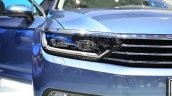 2015 VW Passat headlamp at the 2014 Paris Motor Show