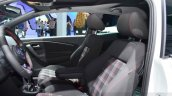 2015 VW Polo GTI interior at the 2014 Paris Motor Show