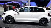 2015 VW Polo GTI profile at the 2014 Paris Motor Show