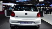 2015 VW Polo GTI rear at the 2014 Paris Motor Show