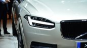 2015 Volvo XC90 LED DRL at the 2014 Paris Motor Show