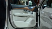 2015 Volvo XC90 door trims at the 2014 Paris Motor Show