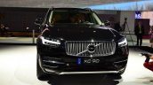 2015 Volvo XC90 front at the 2014 Paris Motor Show