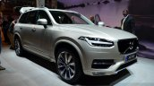 2015 Volvo XC90 front three quarter at the 2014 Paris Motor Show